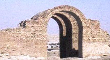 Assur, porta di Tahira