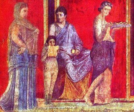Secondo stile pompeiano