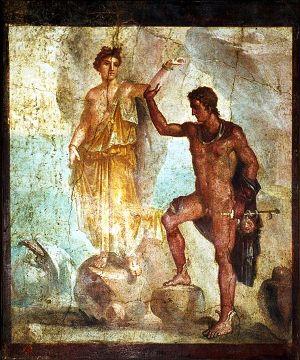 Quarto stile pompeiano