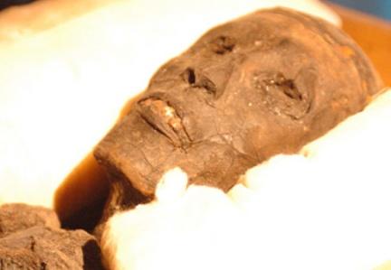 Mummia di Tutankhamon