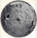 Scudo bronzeo proveniente dalla Tomba Regolini-Galassi
