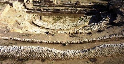 Scolacium, il teatro
