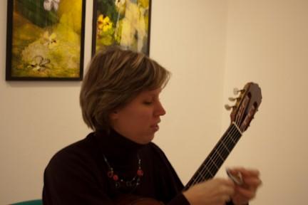 Valentina Roselli, Athanor Guitar Quartet