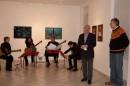 Inaugurazione della mostra fotografia digitale