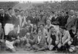 Arturo Chini e la Coppa Coni 1928