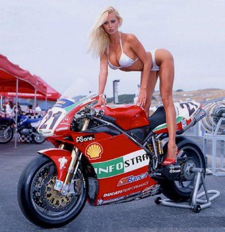 Ducati Panigale Dirt Bike