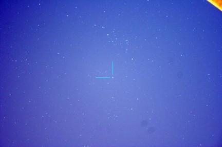 Cometa 17P/Holmes nel Perseo Foto di Paolo Colona