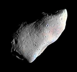 Asteroide Gaspra, il primo fotografato da una sonda