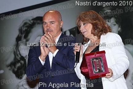 Taormina Luca Zingaretti Laura Delli Colli
