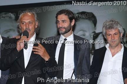 Taormina Daniele Pecci e Domenico Procacci