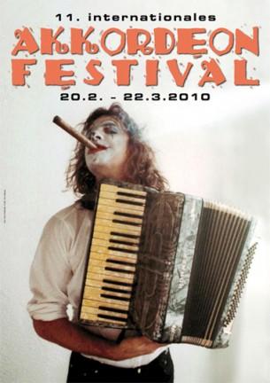manifesto pubblicitario ufficiale del Festival