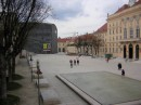 Wien, la capitale, il cui centro storico è patrimonio dell'umanità dall'UNESCO.