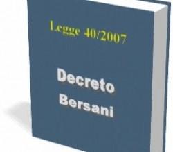 Decreto-Bersani