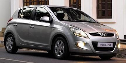 Hyundai i20  coreana segmento B