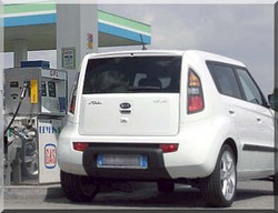 Auto a Gas