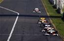 Gp Australia: vince Button