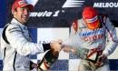 Il campione di F1 Jenson Button