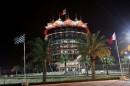 Il circuito di Sakhir in Bahrain