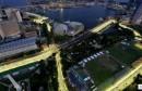 Immagini del circuito di Singapore