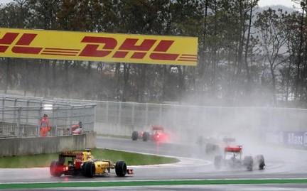 In Corea trionfo Ferrari