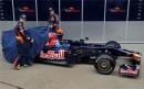 La nuova Toro Rosso STR 5