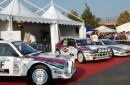 Le mitiche del RallyLegend