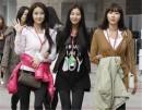 Le ragazze della Corea