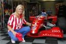 Maria de Villota in formula 1