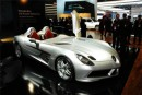 Mercedes-Mc Laren SLR