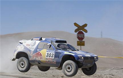 Ottava tappa della Dakar 2010