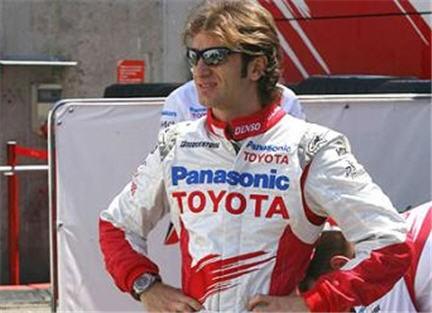 Jarno Trulli ,corse NASCAR,campionato dtm,Trulli lascia la formula 1