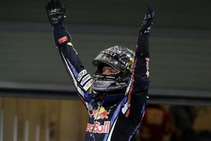 Vettel campione del mondo