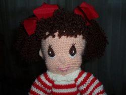 uncinetto-bambola