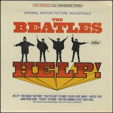 Beatles Aiuto Help
