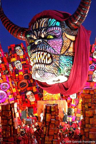 Il Carnevale di Viareggio