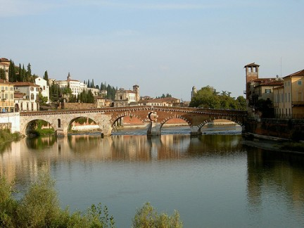 veduta Verona