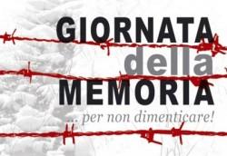 Per celebrare la Giornata della Memoria