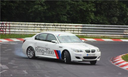 Il Ring-taxi Bmw