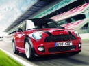 La Mini John Cooper Works in pista