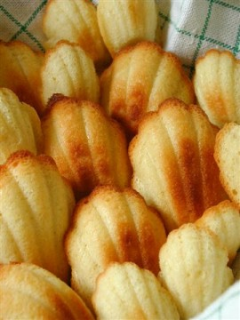 Madeleines di Proust