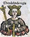 Teodolinda, Regina di Monza