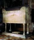 Duomo di Monza - Sarcofago di Teodolinda