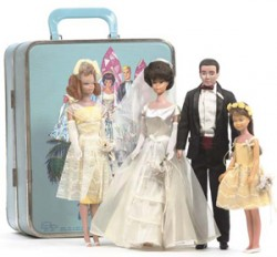 Un matrimonio old style anche per Barbie