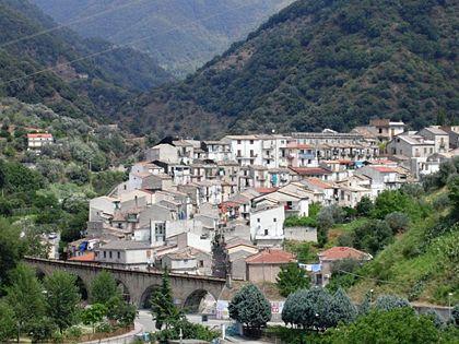 Scorcio panoramico del Borgo