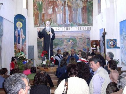 Santuario San Nicodemo (interno)