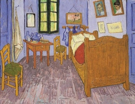 La camera da letto nei sogni