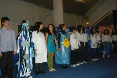Incontro con le scuole di Foggia
