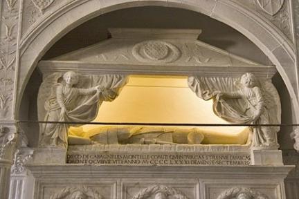 monumento funebre canaviglia