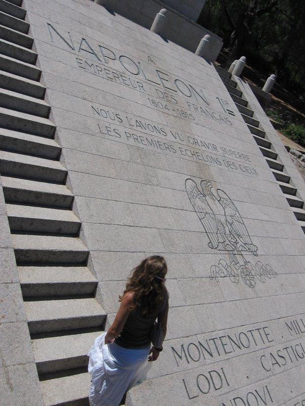 Monumento Casone place d'Austerlitz