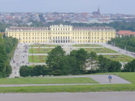 CastVienna e l'Austriaello di Schönbrunn